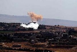 4 IS-linked gunmen killed in Israeli airstrike in Golan Heights