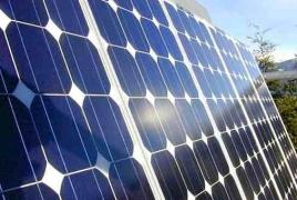 В Армении созданы необходимые условия для установки автономных солнечных электростанций