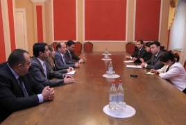 Armenian Genocide recognition on Syrian parliament agenda: lawmakers
