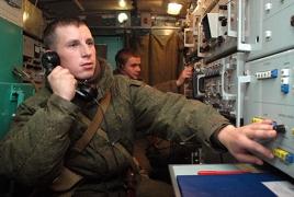 Связисты российской военной базы в Армении проводят тренировки перед началом учебного года
