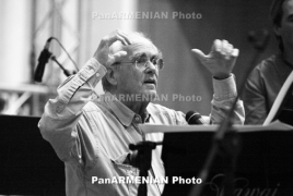 Композитор Мишель Легран отправится в мировое турне по случаю своего 85-летия