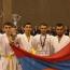 Կիոկուշին կարատեի  ԵԱ.  Հայ մարզիկները ոսկե, բրոնզե և արծաթե մեդալներ են նվաճել