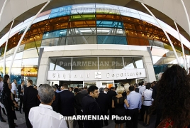 Armenia airline will fly to Barcelona, London, Brussels in 2017