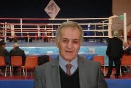 Давид Торосян стал главным тренером сборной Армении по боксу