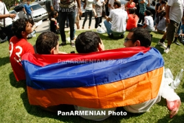 Armenia population grew by 0.3% in 2010-2016 - UN report