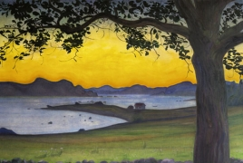 Sotheby's to offer Norwegian artist Harald Sohlberg's masterpiece