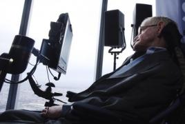 Стивен Хокинг госпитализирован в Риме