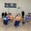 Մարզական միջոցառում ՊՆ-ում՝ Հաշմանդամություն ունեցողների միջազգային օրվան նվիրված