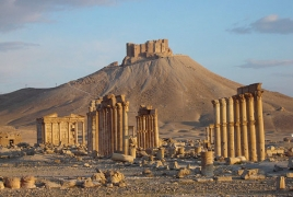 Swiss seize cultural relics looted from Syria's Palmyra