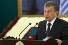 Shavkat Mirziyaev wins Uzbekistan's presidential election