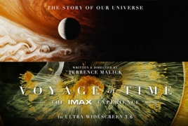 """Ultra Widescreen"" version of ""Voyage of Time"" doc set for release"
