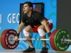 Weightlifter Davit Hovhannisyan wins gold at European Championships