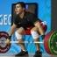 Weightlifter Davit Hovhannisyan wins gold at European Championships