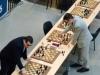 Մովսիսյանն ու  Նավարան շախմատ են խաղացել միանգամից 12 խաղատախտակի վրա. Աշխարհի ռեկորդ է