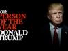 Time names Donald Trump its