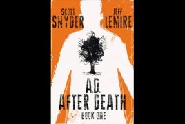 """Sony picks up buzzy comic book miniseries """"A.D.: After Death"""""""