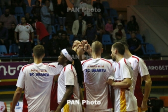 Five Armenian teams to challenge European Basketball Championships