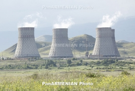 IAEA concludes safety review at Armenian Nuclear Power Plant