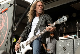 Ex-Pantera bassist Rex Brown set to release solo album next year