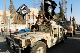 Iraq: Islamic State manufacturing arms on industrial scale