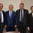 ԼՂՀ ԱԺ նախագահի՝ Փարիզ այցի 2-րդ օրը. «Ֆրանսիա-Ղարաբաղ» շրջանակի անդամների հետ է հանդիպել