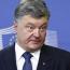 Պորոշենկոն առաջարկել է ԵԽ-ին նոր պատժամիջոցներ սահմանել ՌԴ դեմ` Հալեպում գործողությունների համար