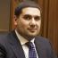 Վիլեն Շատվորյանը երկրորդ անգամ ընտրվել է Ուկրաինայի հայերի միության նախագահ