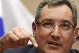 Рогозин отправился в Азербайджан обсудить поставки «Искандеров» Армении
