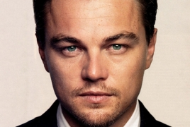 Leonardo DiCaprio donates $65,000 to Children of Armenia Fund