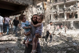 Thousands evacuated from Aleppo; number of trapped unknown