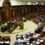 Armenia parliament votes to outlaw unexplained wealth