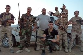 Havresc: Armenian-Iraqi village resisting Islamic State to survive