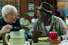 "Morgan Freeman, Michael Caine plan a heist ""Going in Style"" trailer"