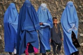 Gunmen shoot dead five female airport workers in Afghanistan