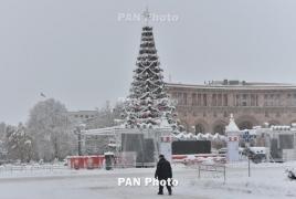 Տոնական միջոցառումները Երևանում կմեկնարկեն դեկտեմբերի 19-ին