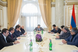 Правительство Армении ищет альтернативу Верхнему Ларсу