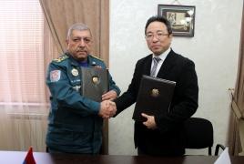 Ճապոնիան 39 հրշեջ մեքենա կտրամադրի Հայաստանին