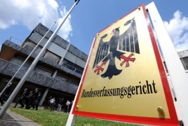German court rejects string of suits against Armenian Genocide vote