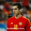 Henrikh Mkhitaryan named Armenia's best footballer for seventh time
