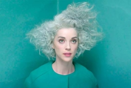 """St. Vincent's """"deepest, boldest"""" album yet to be released next spring"""
