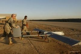 Drones supplied by U.S. to Ukraine proven ineffective: Reuters