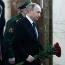 В Москве проходит церемония прощания с убитым послом Андреем Карловым