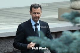Assad says Aleppo liberation victory for Syria, Iran, Russia