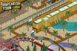 RollerCoaster Tycoon Classic comes to both iOS, Android