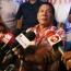 Philippines' Duterte calls UN official