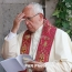 Pope decries resistance to needed Vatican reforms