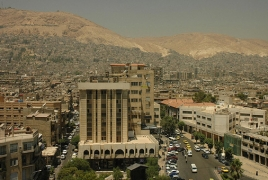 Боевики отравили воду в Дамаске дизельным топливом