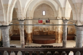 Historic Assyrian church in Turkey given to Islamic school foundation