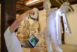 National Gallery of Denmark releases digital casts of sculptures