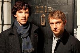 "Moriarty haunts ""Sherlock""'s creepy series four teaser"